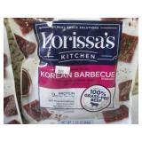 (B-3) 3 Bags Korean Barbecue Tender...