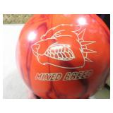 (BS) Bowling Ball with Bag...