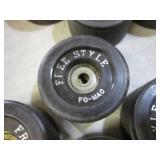 (BSB) Assorted Vintage Roller Skate...