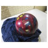 (F-0) Vintage Columba 300 Bowling B...
