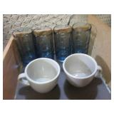 (RM3) Assorted Vintage Ceramic Salt...