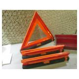 (RM3) Set of 3 Reflective Safety Tr...