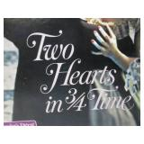 (CSB) Vintage Two Hearts in 3/4 Tim...