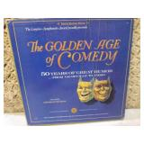 (CSB) Vintage The Golden Age of Com...
