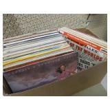 (RM2) Box of Assorted Vintage Recor...