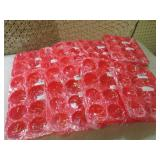 (D-3) Lot of 9 Silicone Muffin Pans...