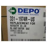 (F-2) Depo Auto Lamp Replacement Ta...