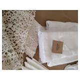 Collection of White Linens