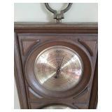 Vintage Springfield Barometer Weather Station