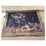 Tablescape Wall Tapestry