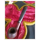 Vintage Warranted Real Meerschaum Pipe