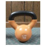 Set Of Two Kettle Bells