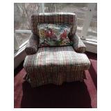 Daytons Chair And Ottoman