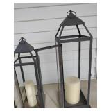 Three Candle/Light Display Boxes