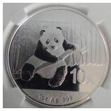 2014 Silver Panda (Early Releases) - MS69