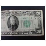 1934 B $20 Note