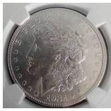 1921 Morgan Dollar - MS62