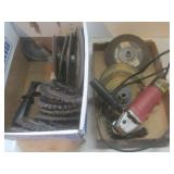 Grinder, Wire & Cutting Wheels