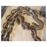 Comalong, Chains