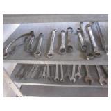 Wrenches, Craftsman, Wayne, S-K
