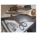 Cement Tool, Stanley Tape