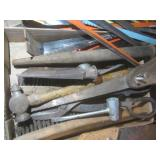 Side Cutters, Hack Saws