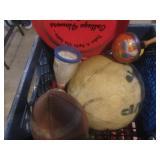 Milk Crate, Toys