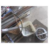 Welding Stock, Scrap Metal