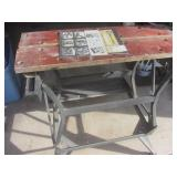 Workmate Table, Light