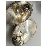 3 Pairs Vintage Sterling Earrings - Including Robert Lee Morris