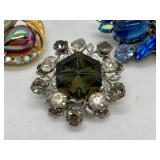 4 Stunning Vintage Brooches/ Pins