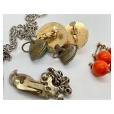 Large Lot of Gorgeous Assorted Vintage & Antique Jewelry