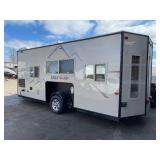 2018 Forest River Grey Wolf 17MP Fishhouse RV Package