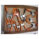 "Handyman 6"" Stanley clamps (3), six..."