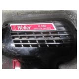 Weller solder iron & solder...
