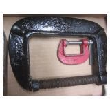 C-clamps with Jorgensen & Mark, Cin...