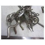 Hinges with vintage and cabinet, ho...