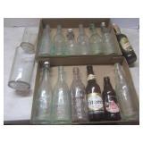 Brewery bottles: Wolf