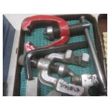Flaring tools, propane torch parts...