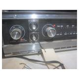 Silvertone Medalist AM/FM radio amp...