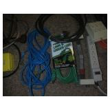 Power cords, timers, adapters...