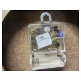 Verichron clock - battery operated,...