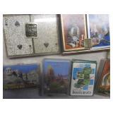 Playing card, qty 60 decks...