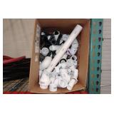 Large Hoses and PVC Fittings