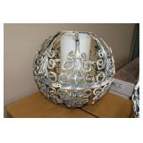 Antique Globe Light Fixtures