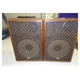 Pair of Vintage Sansui SP-Z9II Tower Speakers