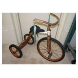 """Vintage Garton Streamliner 20"""" Tricycle"""
