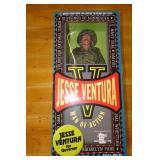 Jesse Ventura Man of Action Figure