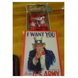 Collectible Novelties - Sports Cards, Budweiser Trays