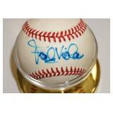 Frank Viola Signed Baseball